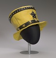 View Yellow and black leather costume worn by Bootsy Collins digital asset number 5
