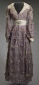 View Purple dress and white belt worn by Dionne Warwick digital asset number 0
