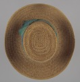 View Straw hat worn during the 1966 March Against Fear digital asset number 6