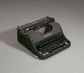 View Underwood typewriter and case digital asset number 8