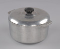 View Magnalite pot used by Chef Leah Chase at Dooky Chase restaurant digital asset number 0