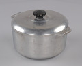 View Magnalite pot used by Chef Leah Chase at Dooky Chase restaurant digital asset number 5