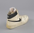 View Right shoe worn and signed by George Gervin digital asset number 5