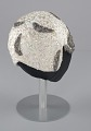 View Ivory cap with sequins and beading from Mae's Millinery Shop digital asset number 5