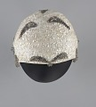 View Ivory cap with sequins and beading from Mae's Millinery Shop digital asset number 6