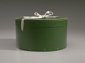 View Green circular hatbox with lid from Mae's Millinery Shop digital asset number 9