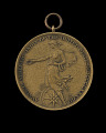 View Amateur Athletic Union medal awarded to Eulace Peacock digital asset number 0