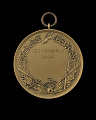 View Amateur Athletic Union medal awarded to Eulace Peacock digital asset number 1