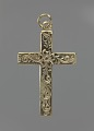 View Cross pendant owned by Terrell family digital asset number 0