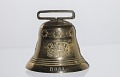 View Commemorative bell from the 1883 Swiss National Exhibition digital asset number 0