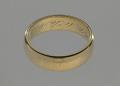 View Wedding ring belonging to Louise Ayers Church digital asset number 2