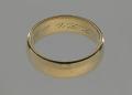 View Wedding ring belonging to Louise Ayers Church digital asset number 3