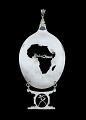 View Necklace pendant worn by Baba Chuck digital asset number 0