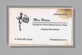 View Business cards from Mae's Millinery Shop digital asset number 1