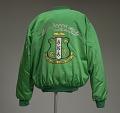 View Alpha Kappa Alpha jacket owned by Sarah Clark digital asset number 1