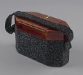 View Black beaded box bag from Mae's Millinery Shop digital asset number 5
