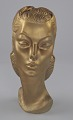 View Female mannequin head from Mae's Millinery Shop digital asset number 0