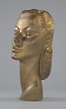 View Female mannequin head from Mae's Millinery Shop digital asset number 2
