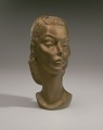View Female mannequin head from Mae's Millinery Shop digital asset number 7