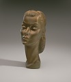 View Female mannequin head from Mae's Millinery Shop digital asset number 8