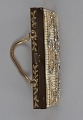 View Metal cosmetic case with rhinestones and beads from Mae's Millinery Shop digital asset number 13