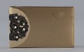 View Metal container with floral decoration from Mae's Millinery Shop digital asset number 1