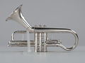 """View """"Pudgy"""" trumpet owned by Dizzy Gillespie digital asset number 11"""