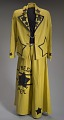 View Yellow and black leather costume worn by Bootsy Collins digital asset number 0