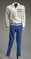 View Track suit for the TSU Tigerbelles worn by Chandra Cheeseborough digital asset number 0