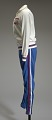 View Track suit for the TSU Tigerbelles worn by Chandra Cheeseborough digital asset number 2