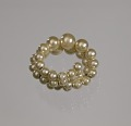 View Yellow pearl bracelet from Mae's Millinery Shop digital asset number 2