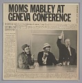 View <I>Moms Mabley At Geneva Conference</I> digital asset number 0