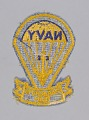 View Navy Parachute Team patch owned by William Goines digital asset number 1