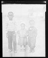 View Outdoor Portrait of Three Children Standing digital asset number 1