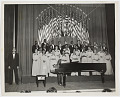 View Photograph of the Hall Johnson Choir digital asset number 0