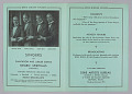 View Leaflet for the Dixie Jubilee Singers digital asset number 1