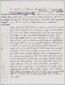 View Handwritten notes for a speech by Harold Williams as NOMA president digital asset number 0