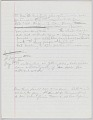 View Handwritten notes for a speech by Harold Williams as NOMA president digital asset number 6