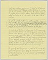 View Handwritten speech by Harold Williams digital asset number 0
