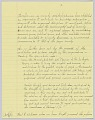 View Handwritten speech by Harold Williams digital asset number 2
