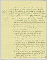 View Handwritten speech by Harold Williams digital asset number 4
