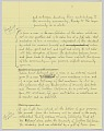 View Handwritten speech by Harold Williams digital asset number 6