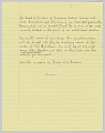 View Handwritten speech by Harold Williams digital asset number 8