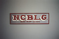 View Photographic slide of National Coalition of Black Lesbian and Gays (NCBLG) sign digital asset number 0