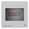View Photographic slide of National Coalition of Black Lesbian and Gays (NCBLG) sign digital asset number 1