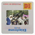 View Photographic slide of Marsha P. Johnson at a New York City Gay Pride Parade digital asset number 2