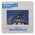 View Photographic slide of a gay pride flag in San Francisco digital asset number 2