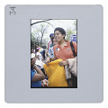 View Photographic slide of Barbara Smith at a National Gay Rights March digital asset number 1