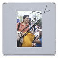 View Photographic slide of Barbara Smith at a National Gay Rights March digital asset number 2