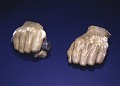 View Casts of Abraham Lincoln's Face and Hands digital asset number 2